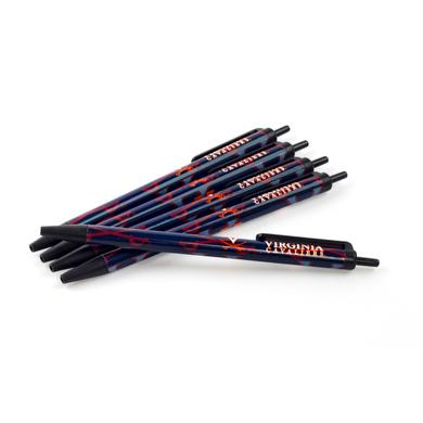 UVA Athletics University of Virginia Pens (5-pack)