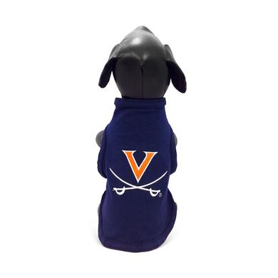 UVA Athletics University of Virginia Cavaliers Dog T-shirt