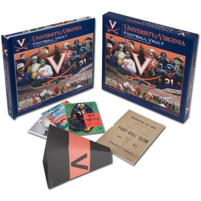 UVA Virginia Football Vault Scrapbook