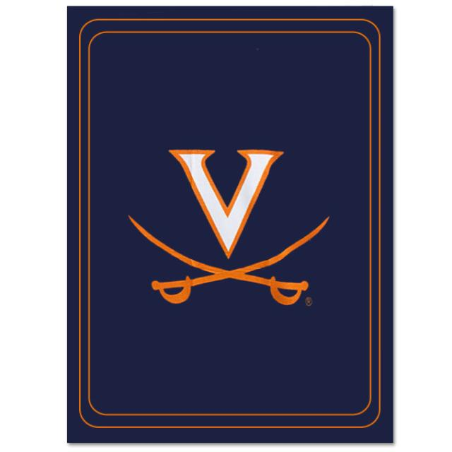 UVA Classic Fleece Blanket