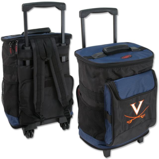UVA Rolling Cooler