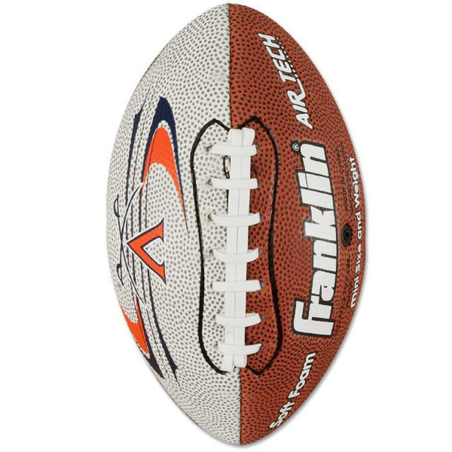 UVA Collegiate MiniAir Tech Football- Faux Pigskin