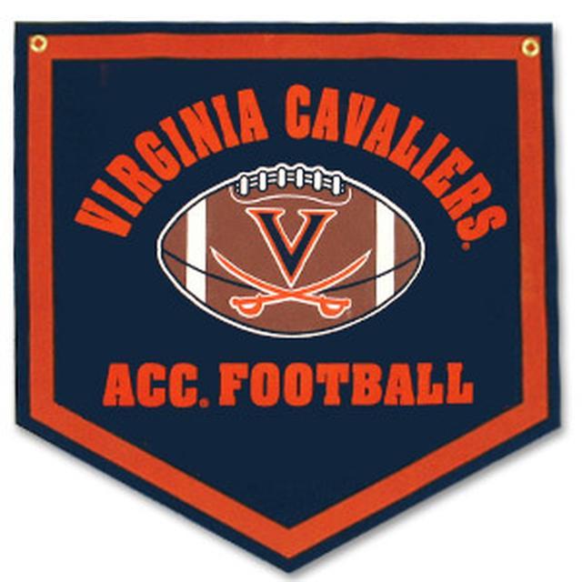 UVA Football Banner