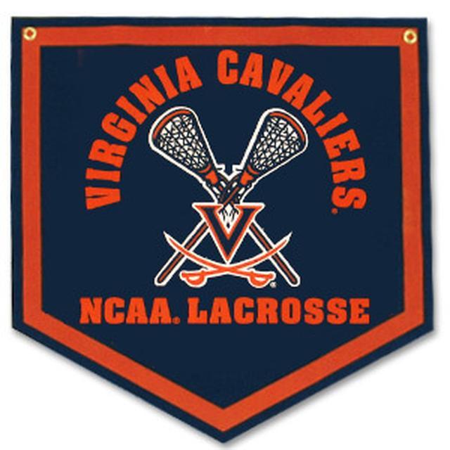 UVA Lacrosse Banner