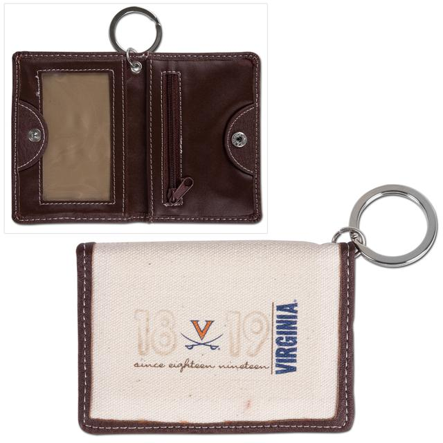 UVA 1819 Two Fold ID Wallet