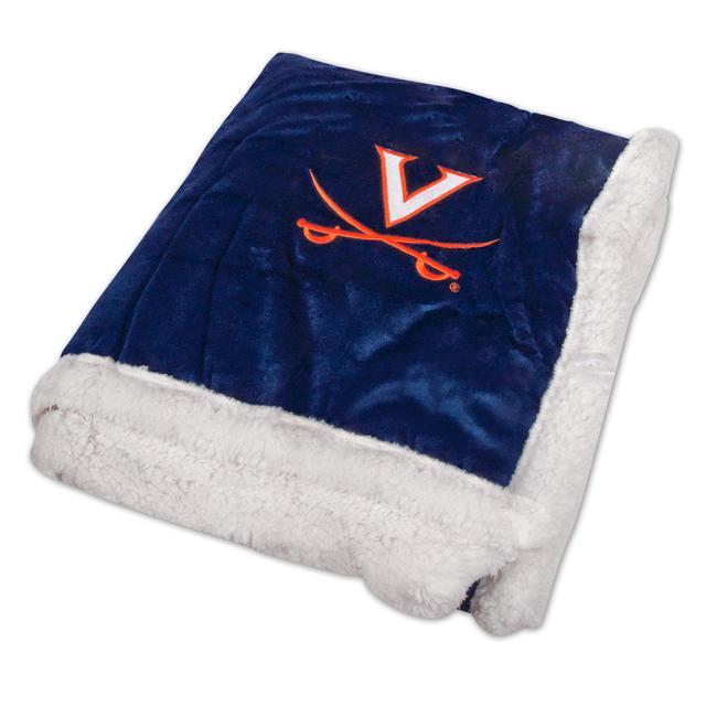 UVA Sherpa Blanket