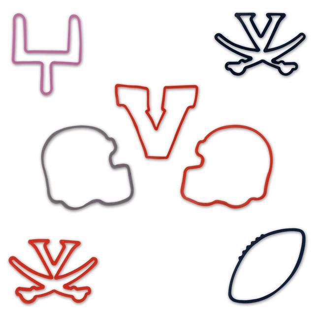 UVA Logo Bandz Bracelets