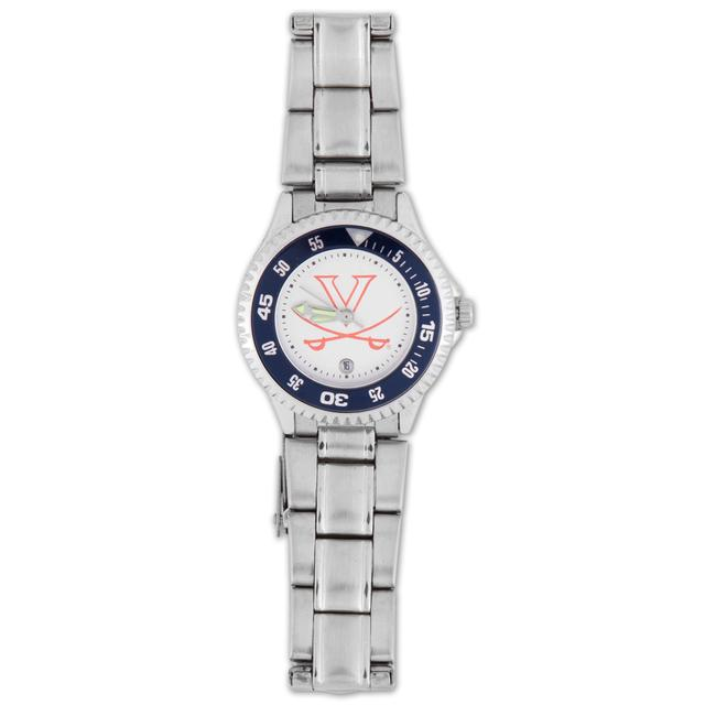 UVA Gameday Ladies Competitor Steel Watch