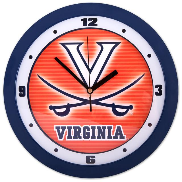 UVA Dimension Wall Clock