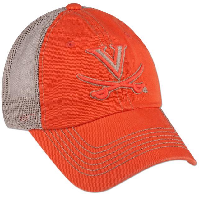 UVA Anchor Washed Adjustable Cap