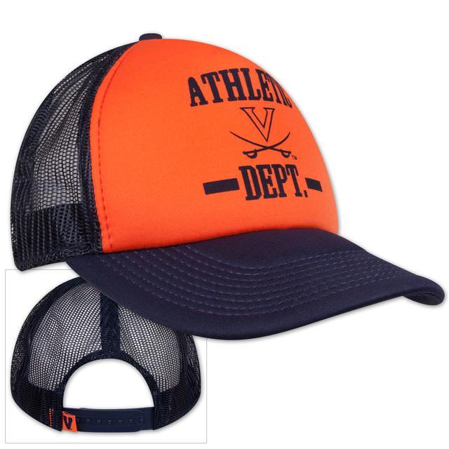 UVA Bud Trucker Cap