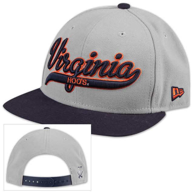 UVA Hoos Snapback Adjustable Cap