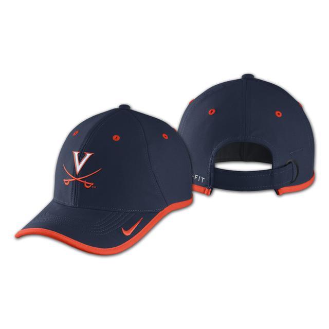 UVA Nike Performance Coaches Adjustible Cap