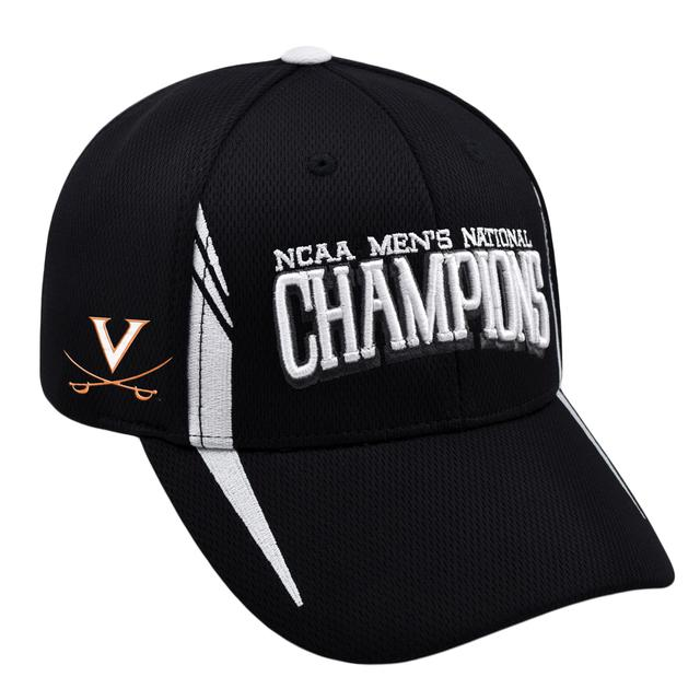 UVA 2014 Men's Soccer NCAA Champions Locker Room Hat