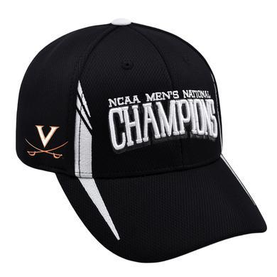 UVA 2014 Men's Soccer NCAA Champions Locker Room Hat