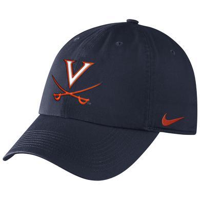 UVA Nike Heritage 3D Tailback Cap