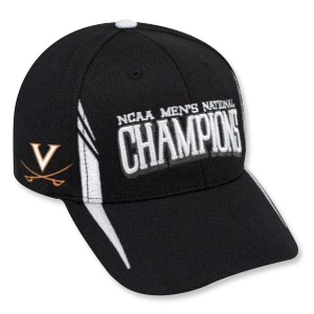 UVA 2015 Men's Tennis Champions Hat