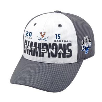 UVA CWS Champions Locker Room Hat