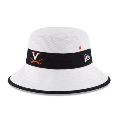 New Era UVA Training Perferated Bucket Hat