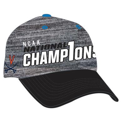 UVA Athletics University of Virginia 2017 NCAA Tennis Champions Locker Room Cap