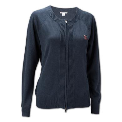 UVA Cutter & Buck Ladies Broadview Cardigan