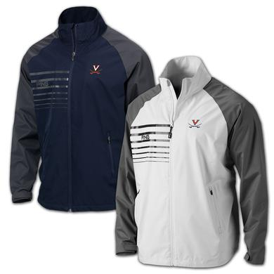 UVA PING Offset Full Zip Performance Jacket