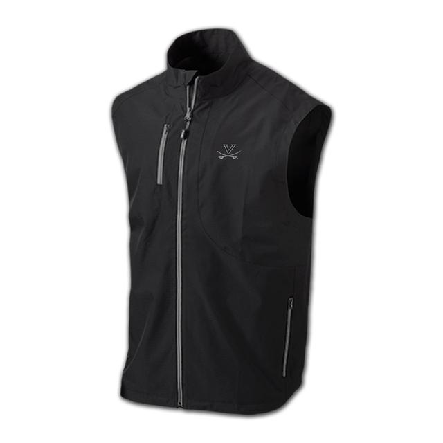 UVA PING Tee Box Full Zip Performance Vest