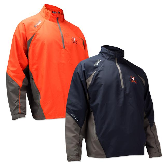 UVA PING Recovery Half Zip Pullover Jacket