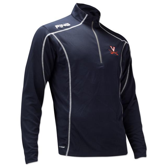 UVA PING Ranger Perfomance Half Zip Pullover