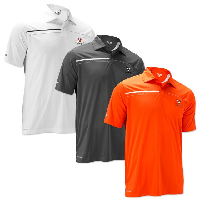 UVA PING Grip Classic Fit Polo