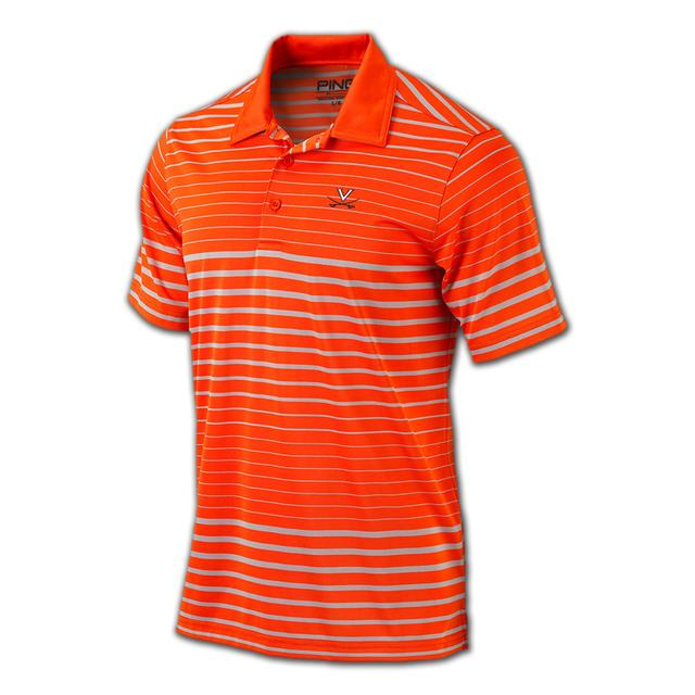 UVA PING Horizon Classic Fit Polo
