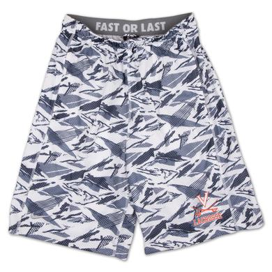 UVA NIKE 2015 Fast or Last Mesh Shorts