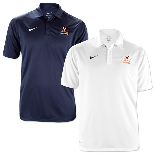 UVA NIKE Lacrosse Reckoning Polo