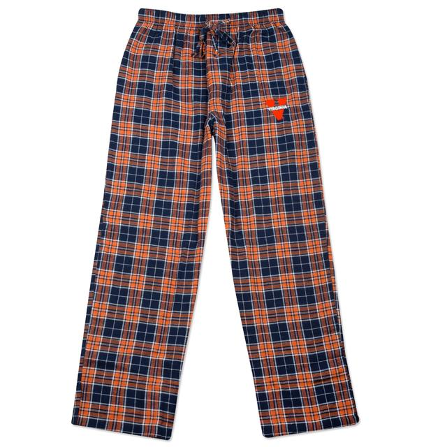 UVA Mens Flannel Pant