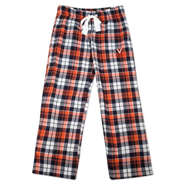 UVA Ladies Flannel Pant