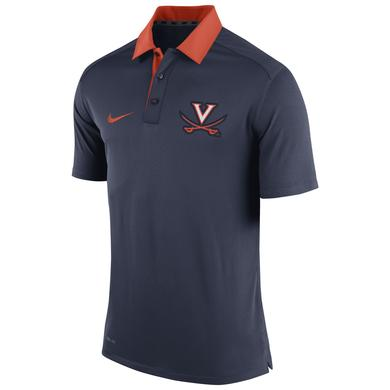 UVA Basketball NIKE ELITE Coaches Polo