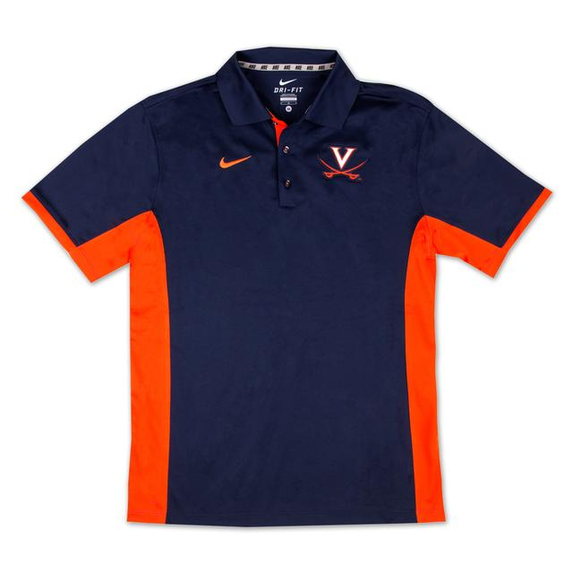 UVA Nike Team Issue Polo