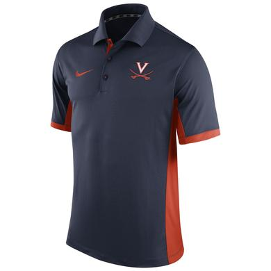 UVA Nike Team Issue Polo