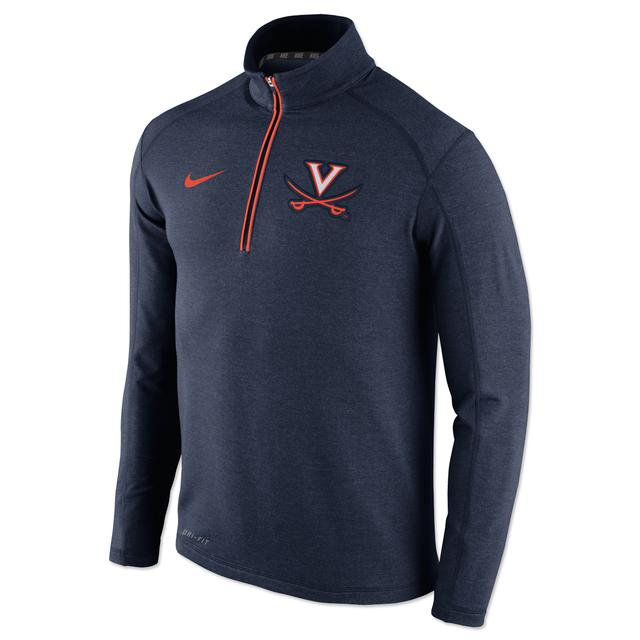 UVA Nike Game Day Knit Half-Zip