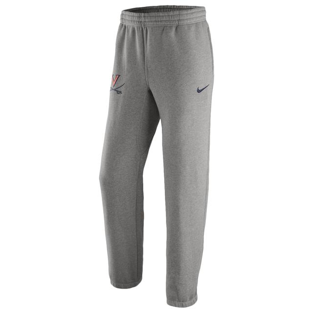 UVA Nike Stadium Classic Club Fleece Pant