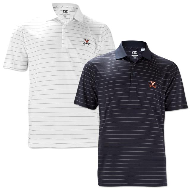 UVA Cutter & Buck Franklin Polo
