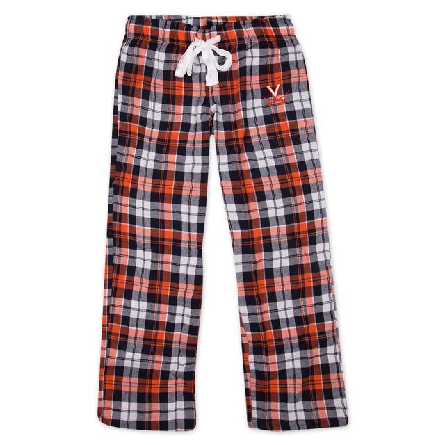UVA Ovation Ladies Flannel Pant