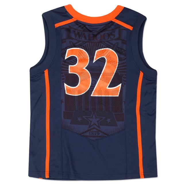 UVA NIKE Youth Replica Basketball Jersey #32