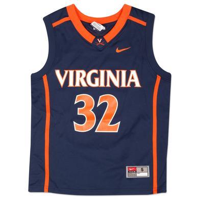 UVA NIKE Youth Replica Basketball Jersey #32