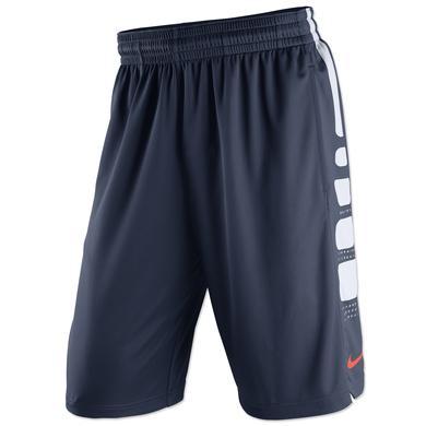 UVA Basketball NIKE ELITE Practice Strip Shorts
