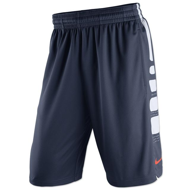 UVA Basketball NIKE ELITE Practice Strip Shorts