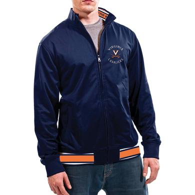 Exclusive UVA Men's Centerman Jacket