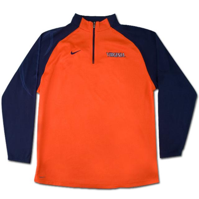 UVA 1/4 Zip Shoot Around Shirt
