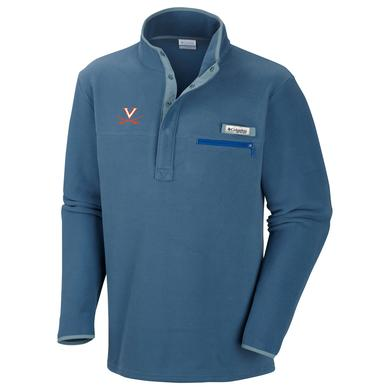 UVA Columbia Harborside Fleece Pullover