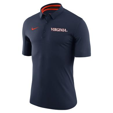 UVA Athletics Virginia Nike Polo